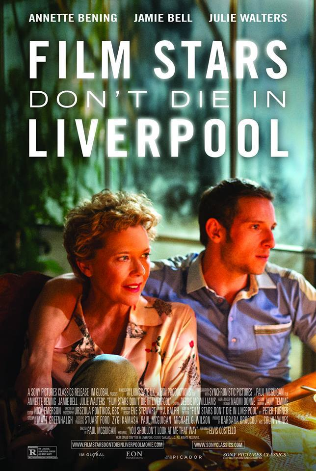 Apr 16, 2018: Film Stars Don't Die in Liverpool